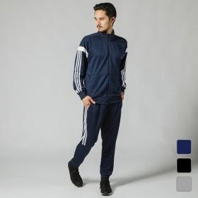 48d68a5b9a3ea アディダス メンズ ジャージ MESSENTIALS 上下セット (FKK08.13) adidas