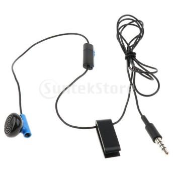 Fenteer ゲームパッド イヤフォン PS4対応 マイク リモコン付 3.5mm ステレオ イヤホン
