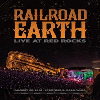 Railroad Earth: Live at Red Rocks [DVD](中古品)