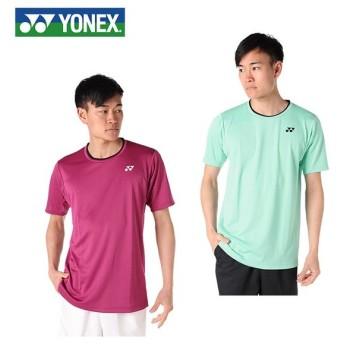 ヨネックス テニスウェア バドミントンウェア ゲームシャツ メンズ レディース スタンダードサイズ 10241 YONEX 日本バドミントン協会審査合格品