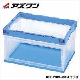 アズワン 窓アキ透明オリタタミコンテナ   1-2845-01