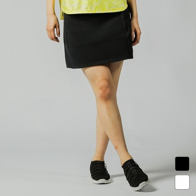 6c8a47222c94c ニューバランス new balance レディース ゴルフ スカート メッシュ×カノコ×プレーンニッティングスカート 0129134512