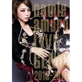 namie amuro LIVEGENIC 2015-2016(DVD)(中古品)