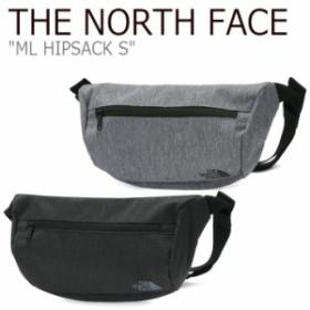 ノースフェイス ボディーバッグ THE NORTH FACE メンズ レディース ML HIPSACK S ML ヒップサックS NN2HK03A/B バッグ