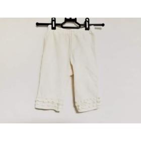 【中古】 ファミリア familiar ハーフパンツ サイズ90 ユニセックス アイボリー 子供服
