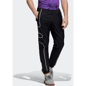 セール価格 アディダス公式 ウェア ボトムス adidas FLAMESTRIKE ウーブン トラックパンツ