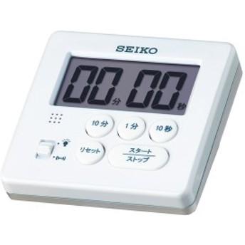 SEIKO セイコー タイマー (白パール塗装) MT717W【お取り寄せ】