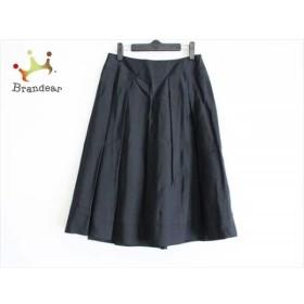 ナラカミーチェ NARACAMICIE スカート サイズ3 L レディース 黒   スペシャル特価 20190709