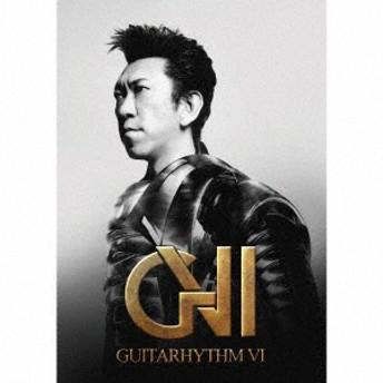 【CD】GUITARHYTHM VI(初回生産限定盤)(2DVD付)/布袋寅泰 [TYCT-69142] ホテイ トモヤス