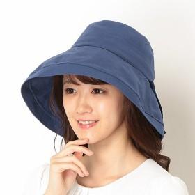 [マルイ]【セール】【UVケア】ビッグリボン付きハット(帽子/レディース)/ヤオキチ(YAOKICHI)