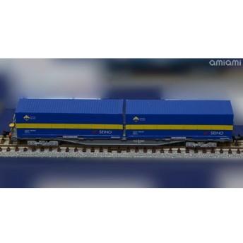 8731 JR貨車 コキ107形(増備型・西濃運輸コンテナ付)[TOMIX]《発売済・在庫品》