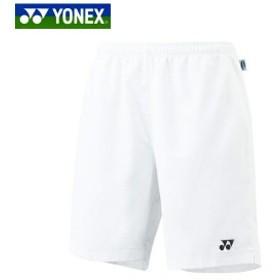 dc223f7c84b9a YONEX/ヨネックス 1550J テニス ジュニアグッズ ジュニアベリークールハーフパンツ ホワイト 1550J