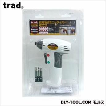 TRAD 電池式ミニドライバー TDB-098