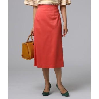 FAIRY SHADE フェアリーシェード グログランポンチジャージスカート