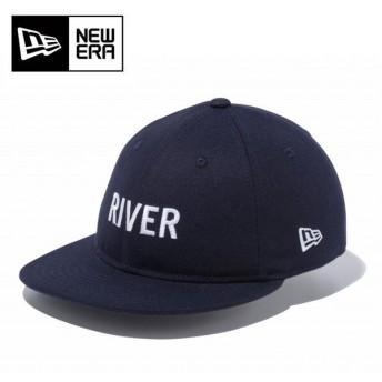 NEWERA ニューエラ RC 9FIFTY ワード リバー ネイビー 11897268 【キャップ/帽子/アウトドア】