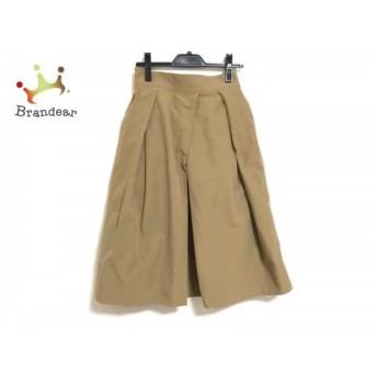 ミラオーウェン Mila Owen スカート サイズ0 XS レディース 美品 ブラウン スペシャル特価 20190805