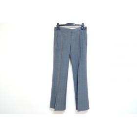 【中古】 セオリー theory パンツ サイズ2 S レディース グレー