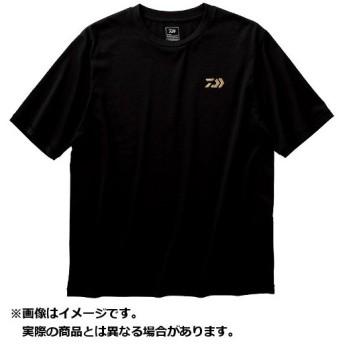 ダイワ ウェア 19 ショートスリーブビッグシルエットTシャツ DE−84009 (カラー:ブラック)(サイズ:S〜2XL)