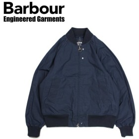 バブアー Barbour エンジニアードガーメンツ ENGINEERED GARMENTS ジャケット ボンバージャケット メンズ IRVING JACKET ネイビー MCA0598NY71