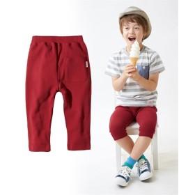 カットソーストレッチハーフパンツ(男の子。女の子 子供服。ジュニア服) パンツ