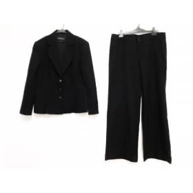 【中古】 モガ MOGA レディースパンツスーツ サイズ17 XL レディース 黒