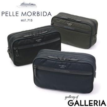【商品レビューで+5%】ペッレモルビダ ポーチ PELLE MORBIDA ハイドロフォイル HYDROFOIL マルチケース メンズ レディース HYD006