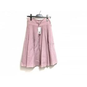 【中古】 セオリーリュクス theory luxe スカート サイズ38 M レディース ピンク
