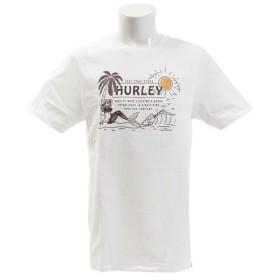 ハーレー(HURLEY) HRLY PURE STOKE 半袖Tシャツ SISAA5309-100 (Men's)