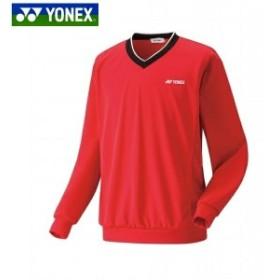 YONEX/ヨネックス 32019 テニス・バドミントン ウェア(メンズ/ユニ) ユニトレーナ サンセットレッド 32019