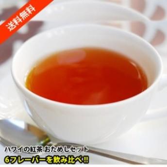 紅茶 ティーバッグ おためしセット 10袋 フレーバーティー フルーツティー ハワイアンアイランド アイスティー island tea お土産