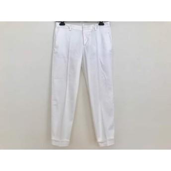 【中古】 ディースクエアード DSQUARED2 パンツ サイズ36 S レディース 美品 白
