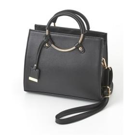 リングハンドル2WAYミニショルダーバッグ ショルダーバッグ・斜め掛けバッグ, Bags, 鞄