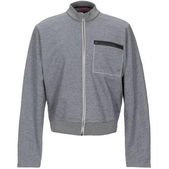 《期間限定セール開催中!》OAMC メンズ スウェットシャツ グレー S コットン 100% / ポリウレタン
