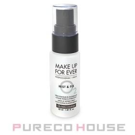 Make Up For Ever(メイクアップフォーエバー) ミスト&フィックス 【ミニチュア】 30ml【メール便は使えません】