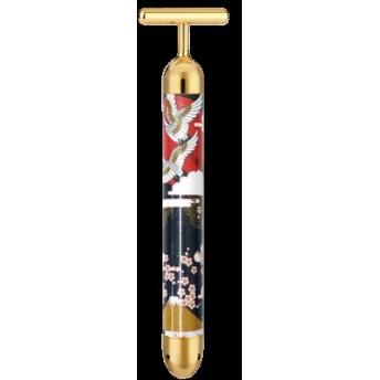 KB-T001 24Kゴールドバー 京美(KB) 鶴