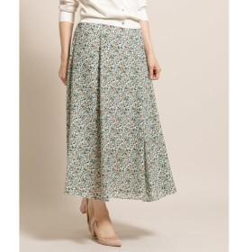 anatelier / アナトリエ 【WEB・一部店舗限定】プチフラワープリントスカート