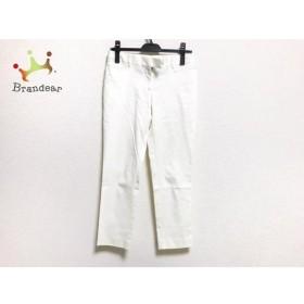 トゥモローランド TOMORROWLAND パンツ サイズ36 S レディース 白 collection     スペシャル特価 20190804