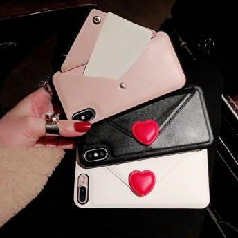 スマホケース - marcydorn スマホケース ラブレター小物入れiPhoneケース