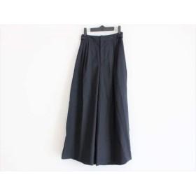 【中古】 アドーア ADORE パンツ サイズ36 S レディース 美品 黒