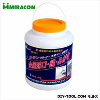 日本ミラコン産業 お風呂の洗浄「カランクリーナー」 業務用 3kg 3791910003