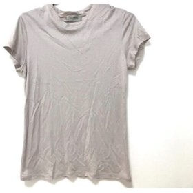 【中古】 フォンデル VONDEL 半袖Tシャツ サイズS レディース グレーベージュ