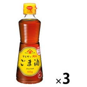 かどや製油 金印純正ごま油(PET) 671688 3本