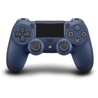 PS4 ワイヤレスコントローラー(DUALSHOCK 4) ミッドナイト・ブルー