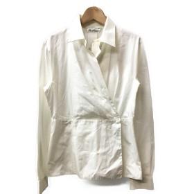 マックスマーラ SIZE 40 (M) ラップシャツ MAX MARA レディース  中古
