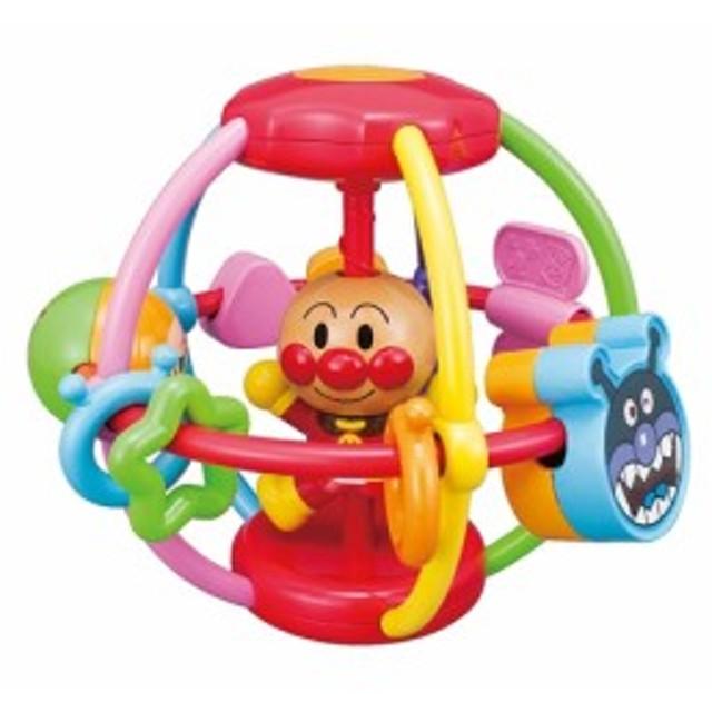 アンパンマン よくばり手遊びアンパンマン  おもちゃ こども 子供 知育 勉強 ベビー 0歳7ヶ月~