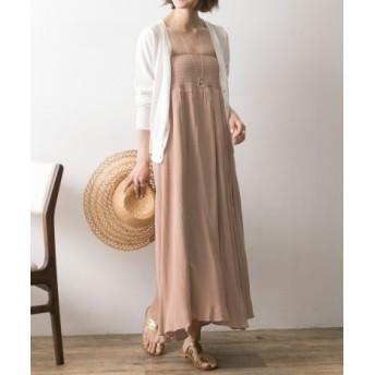 URBAN RESEARCH(アーバンリサーチ) スカート スカート 【WEB限定】【LAB】2WAYシャーリングスカート
