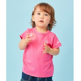 [マルイ] Tシャツ(デイリーシリーズ / ワンポイント)/ミキハウス ホットビスケッツ(MIKIHOUSE HOT BISCUITS)