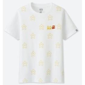 KIDS スーパーマリオ ファミリーミュージアム UT(グラフィックTシャツ・半袖)