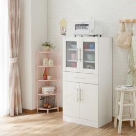 食器棚 キッチンボード コンパクトカップボード