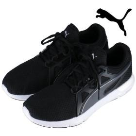プーマ PUMA ダイナモ 190554-01 メンズ ランニングシューズ マラソン ジョギング トレーニング ラントレ 部活 練習 走り込み  ブラック 黒